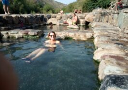 Arnedillo hot springs