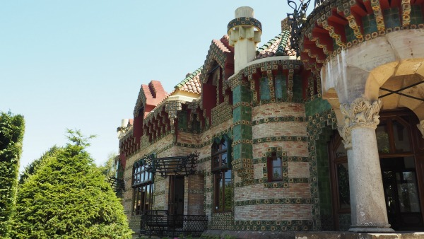 Gaudi's Caprice