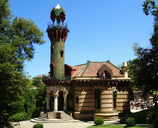 The Caprice by Gaudi.